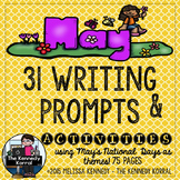 Writing Prompts: May
