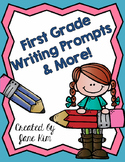 Writing Prompts First Grade