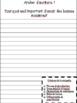 Writing Prompts (No Prep) Package 1 En Francais - Atelier d'écriture