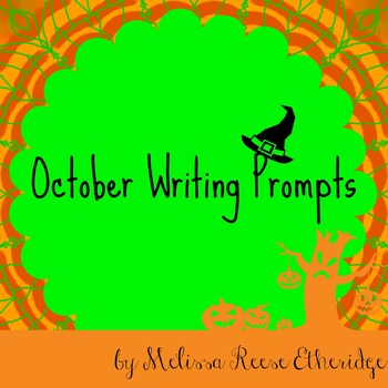 Writing Prompts October