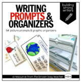 Digital & Printable Writing Prompts: Opinion, Narrative, How-To, Inform/Explain