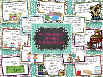 50 Creative Writing Prompts {Pack 1}