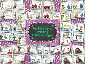50 Creative Writing Prompts {Pack 2}