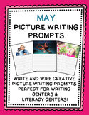 Writing Prompts {Picture Writing Prompts for May}