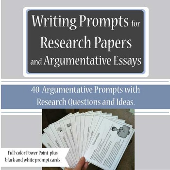 research prompts
