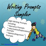 Writing Prompts Sampler