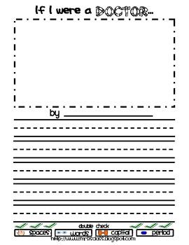 Writing Prompts Set 1
