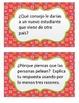Writing Prompts (Spanish)