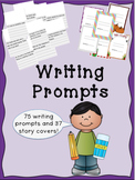 Writing Prompts, Story Covers, Writing Paper, Writing Center