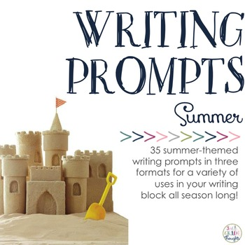 Writing Prompts: Summer
