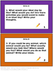 Writing Prompts Task Cards Classroom Resource