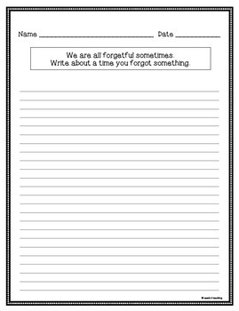 Writing Prompts Task Cards Bundle