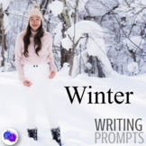 Writing Prompts:  Winter