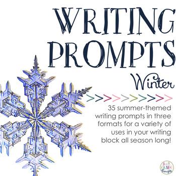 Writing Prompts: Winter Wonderland
