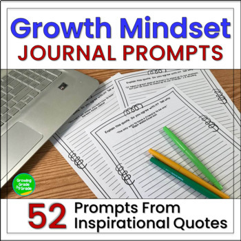 Inspirational Quotes Writing Prompts