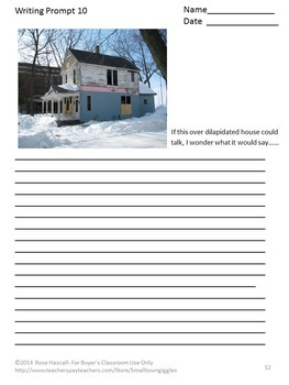 Creative Writing Prompts Paper Original Photography Creative Writing Volume 2