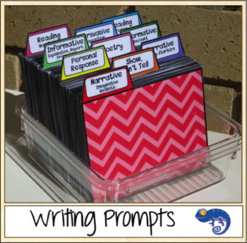 Writing Prompts Writing Task Cards