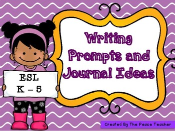 Writing Prompts, Journal Ideas and More!
