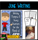 Bell Ringer June Writing Prompts and Story Starters
