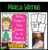 https://www.teacherspayteachers.com/Product/March-Writing-Prompts-and-Story-Starters-1708298