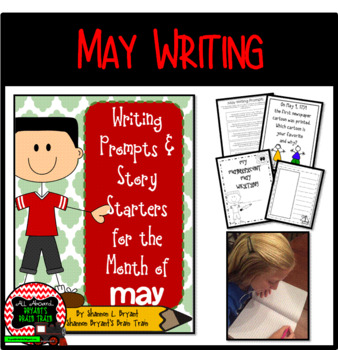 May Writing Prompts and Story Starters