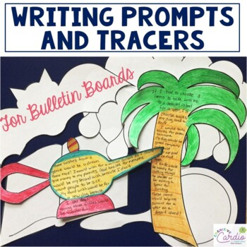 Writing Prompts and Tracers for Bulletin Boards