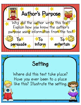 Writing Prompts for Any Story- Corresponds with the Common Core