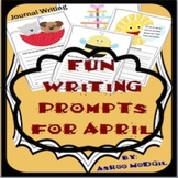 Opinion Writing Prompts:Spring Fun