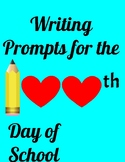 Writing Prompts for Day 100 and 101