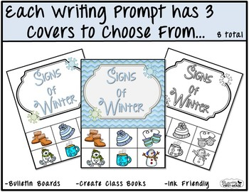 December Writing Prompts for Class Share Time