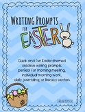 Writing Prompts for Easter