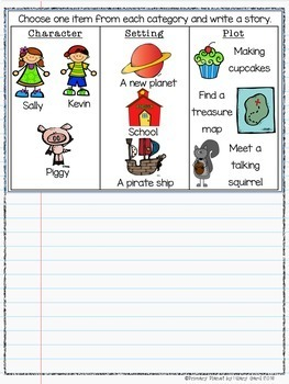 Digital Picture Writing Prompts Google Drive, Microsoft One Drive Anytime