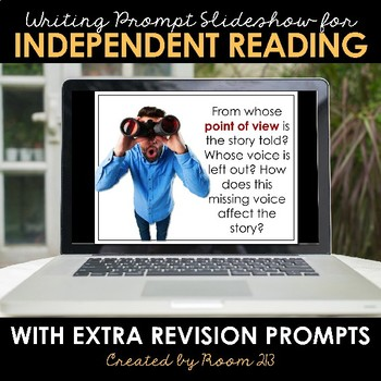 Writing Prompts for Independent Reading