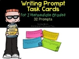 Writing Prompts for Intermediate Grades