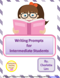 Writing Prompts for Intermediate Students