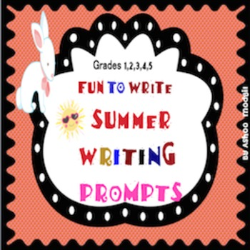 Writing Prompts: Summer Fun
