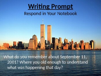 Writing Prompts for Middle School Students