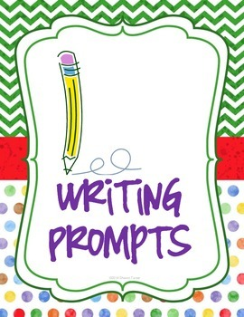 Writing Prompts for NINE Weeks