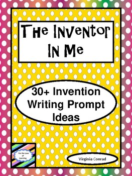 Writing Prompts for New Inventions