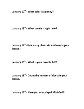 Writing Prompts for PreK-Second grade