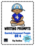 Writing Prompts for Quarterly Assessment Grade 4