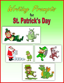 Writing Prompts for St. Patrick's Day