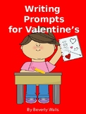 Writing Prompts for Valentine's