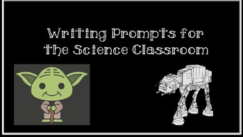 Writing Prompts for the Science Classroom