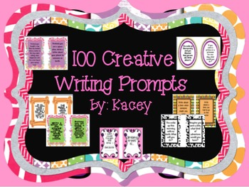 Writing Prompts for the Year