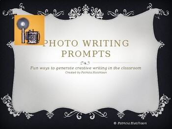 Writing Prompts from Real Photos