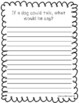 Writing Prompts (great for morning work!) with Task Cards