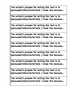 Writing Prompts that can be used with any book!