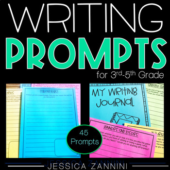 Writing Prompts to Engage Thinking