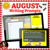 Writing Prompts w Passages and RACE Strategy